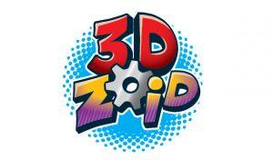3D ZOID Circle small